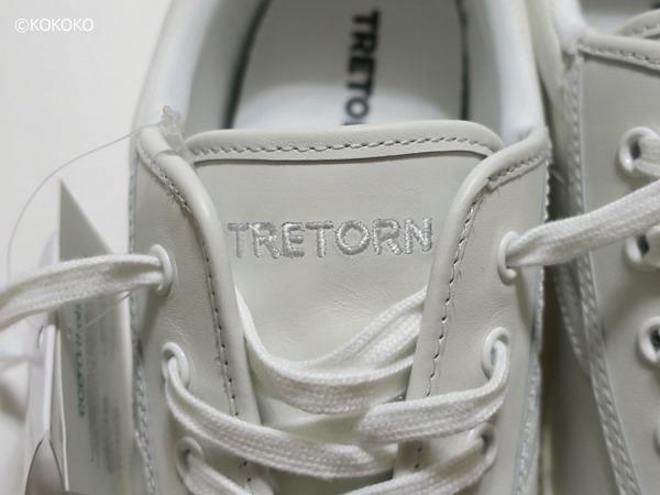 TRETORN NYLITE LEATHER