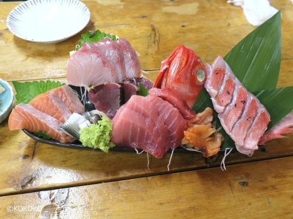 タカマル鮮魚店
