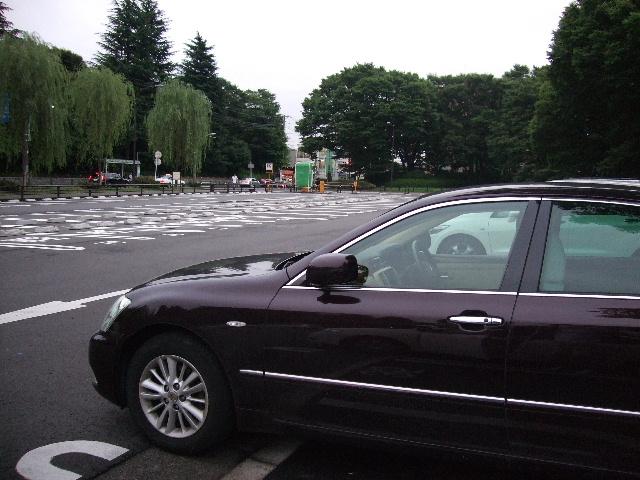 0626駒沢公園駐車場.JPG