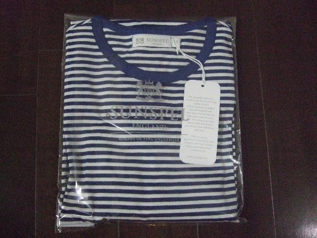 2009_0430SUNSPEL長袖ボーダーTシャツ0001.JPG